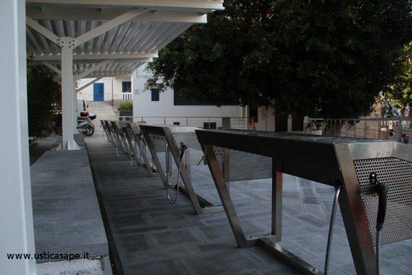 Piazza sarcofago