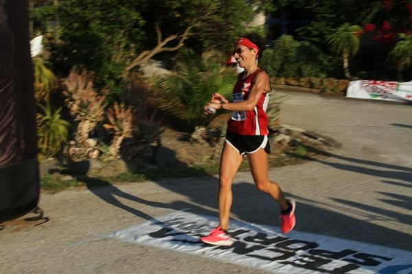 4° Giro podistico Isola di Ustica 4^ tappa di 11 Km, luglio 2015