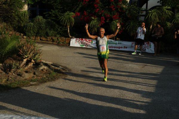 4° Giro podistico Isola di Ustica 4^ tappa di 11 Km, luglio 2015 (2° Gruppo foto)