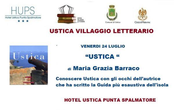 Mariella Barraco - Conoscere Ustica