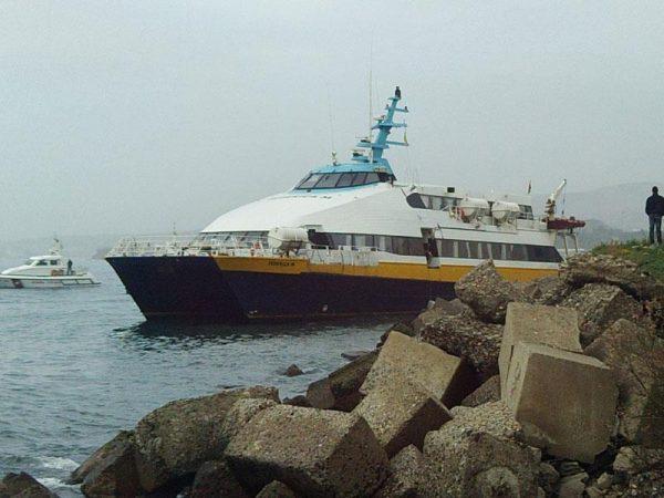 Messina-Reggio: Ustica si aggiudica il servizio