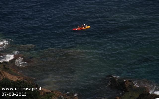 Giro dell'Isola in Canoa