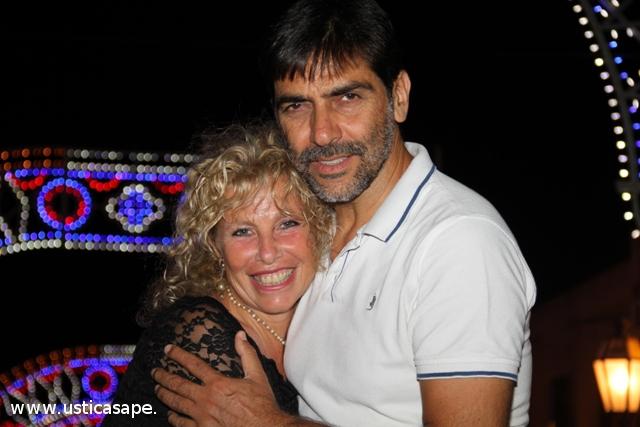 Lucia Vincenti e Sergio Vespertino