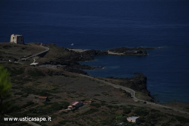 Solarium a Punta Spalmatore