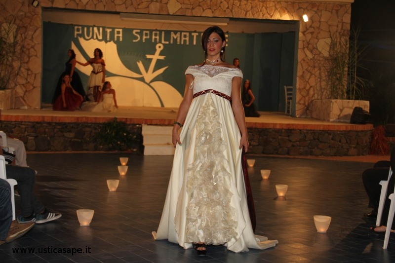 Miss Isola di Ustica e Miss volto Fell Rouge 2015