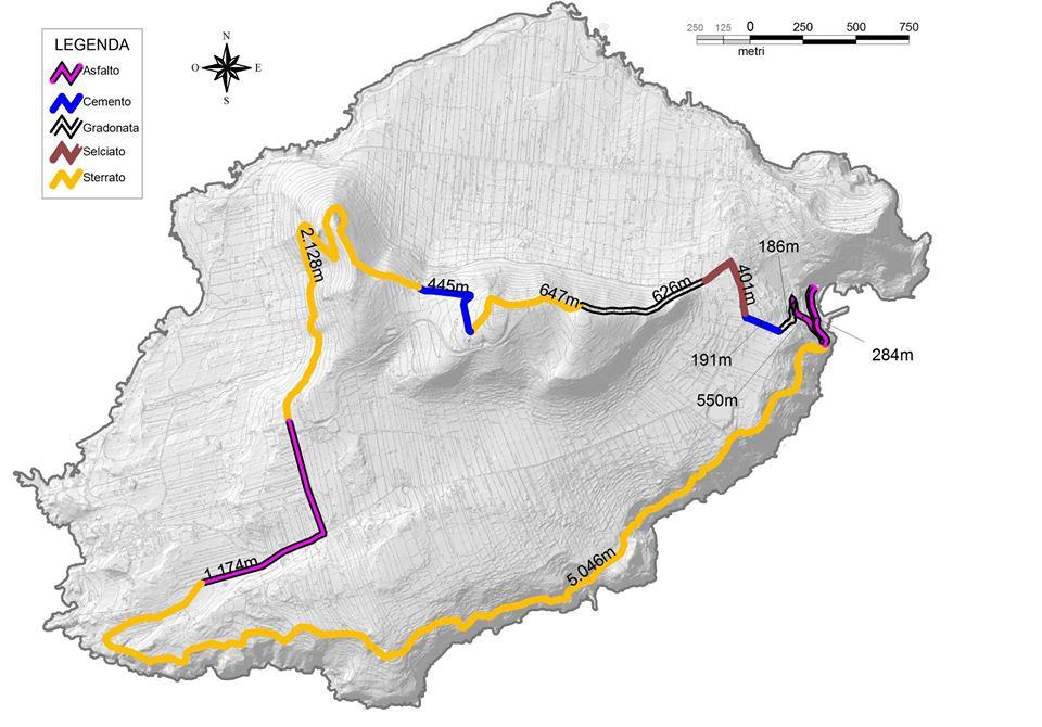 Cominicato. Trail/Running: L'Isola di Ustica pronta per accogliere il suo primo TRAIL RUNNING.