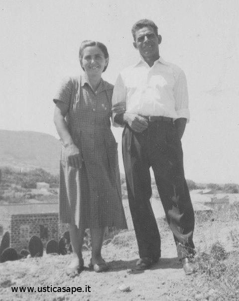 Angela Taranto e Giovanni Palmisano
