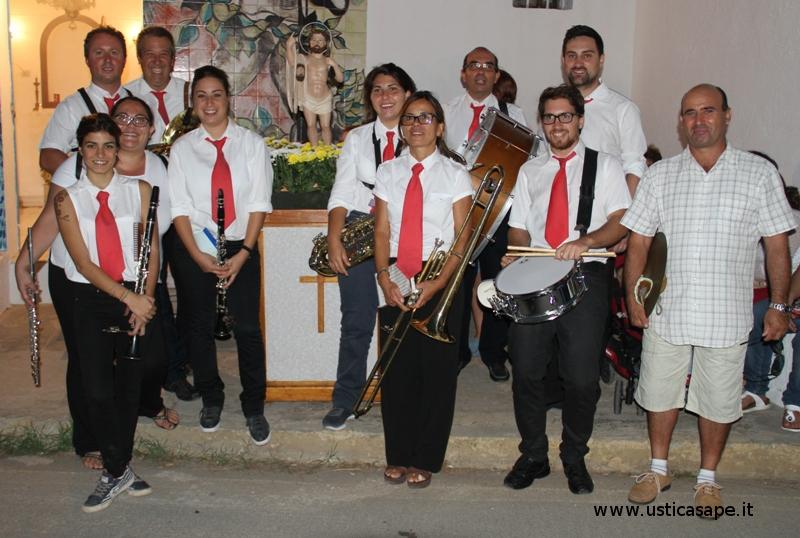 Banda musicale di Ustica - pochi ma buoni