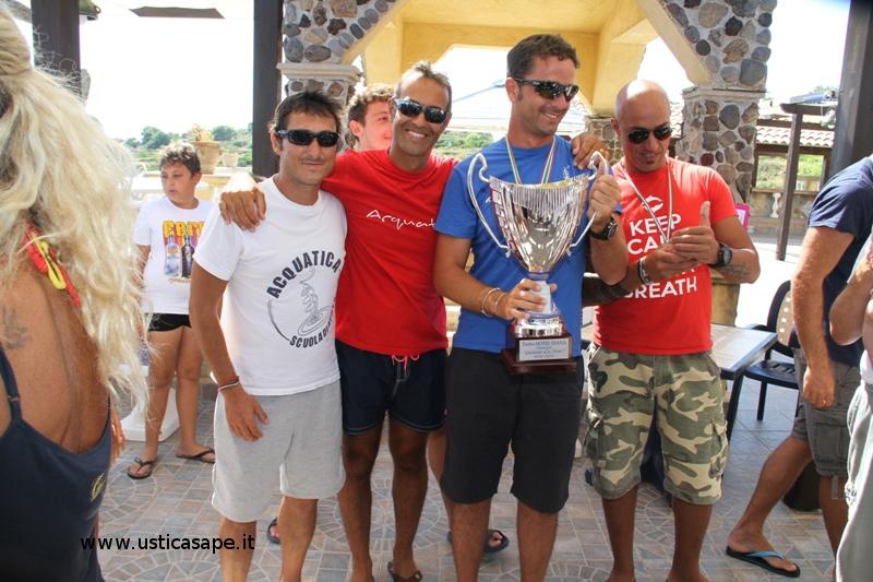 Terzo trofeo Apnea Ustica Gaetano Lo Nero