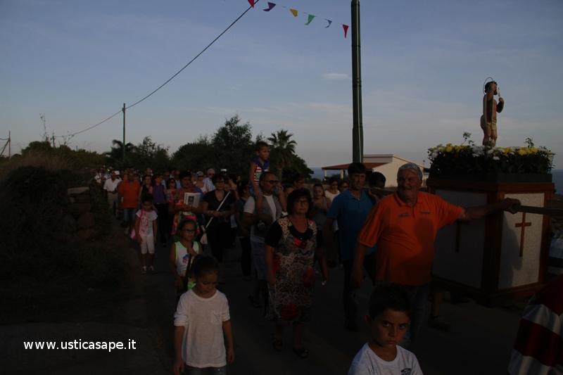San Bartolicchio Processione e Messa