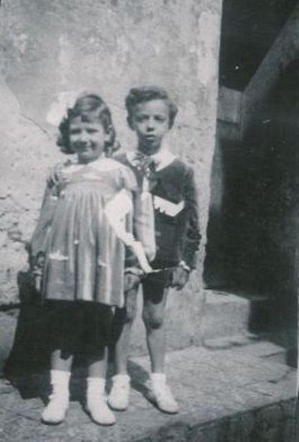 Tanino e Anna Santaniello