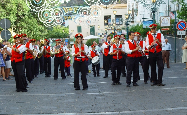 Gruppo bandistico San Bartolomeo di Ustica