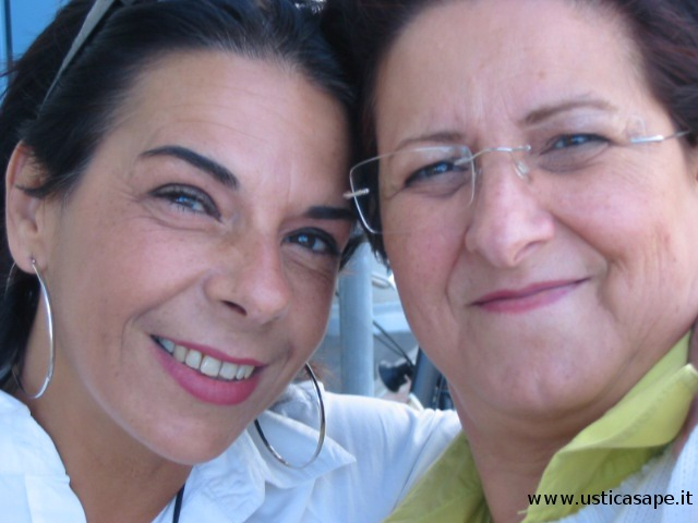 Mariangela e Carmela care Amiche