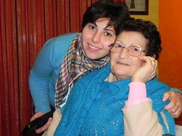Per ricordare nonna Filomena