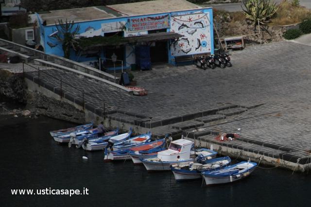 barche di pescatori da diporto