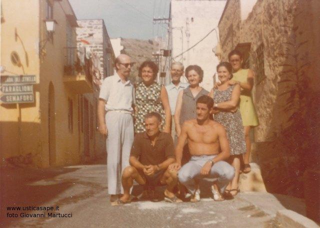 Foto ricordo amici e parenti