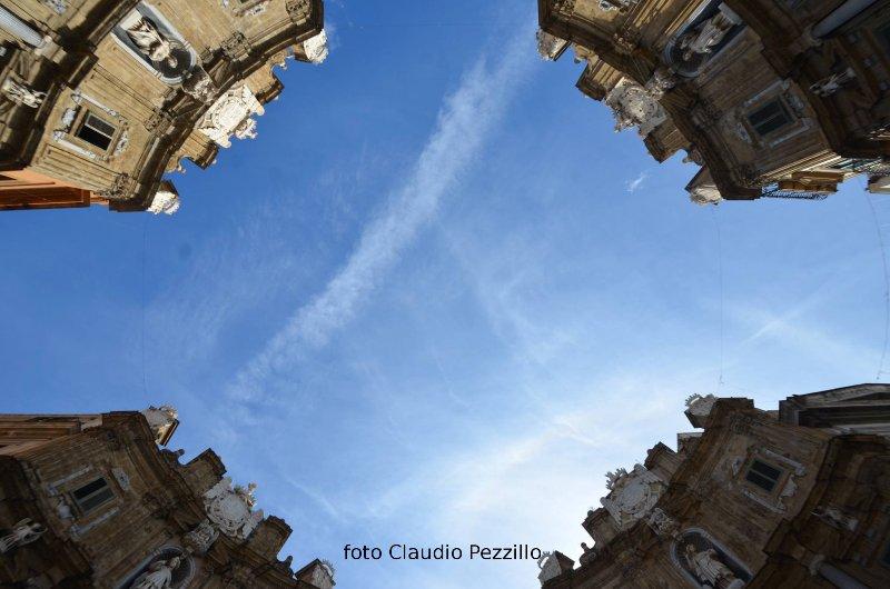 Quattro, canti, Palermo