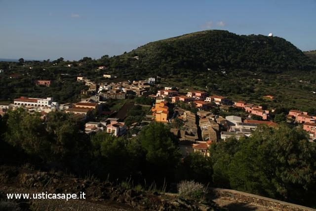 Panoramica dalla Falconiera
