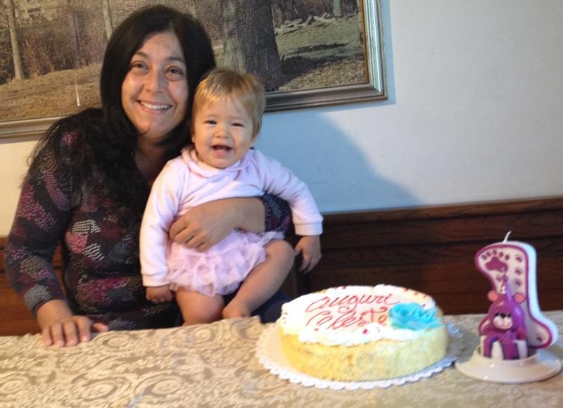 Primo Compleanno Celeste
