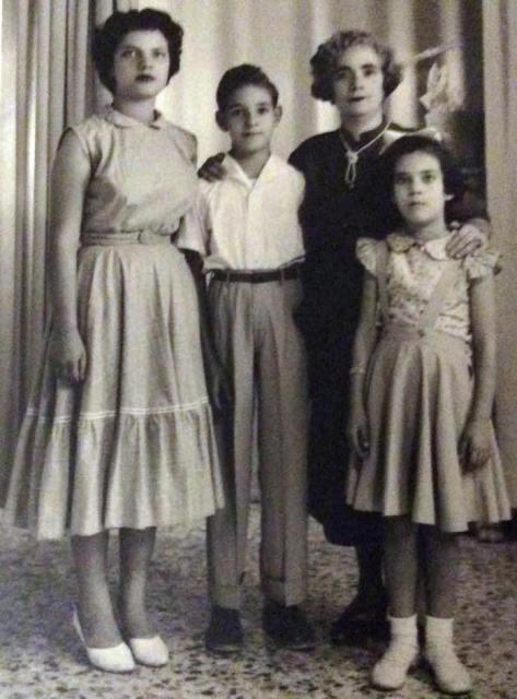 Peppuiccio Tranchina 11 anni
