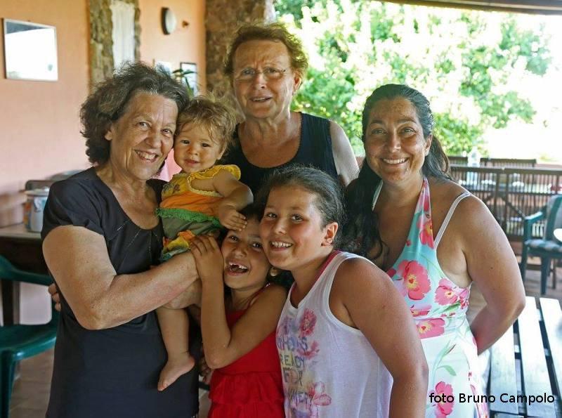I nipotini, l'orgoglio della nonna