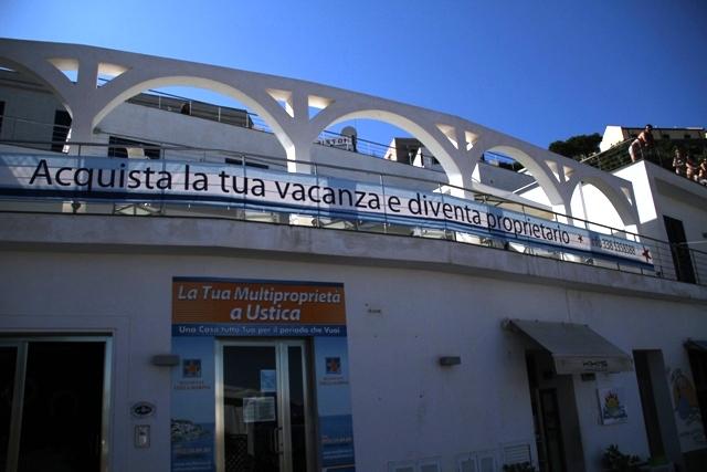 Vacanze in multiproprieta' ad Ustica