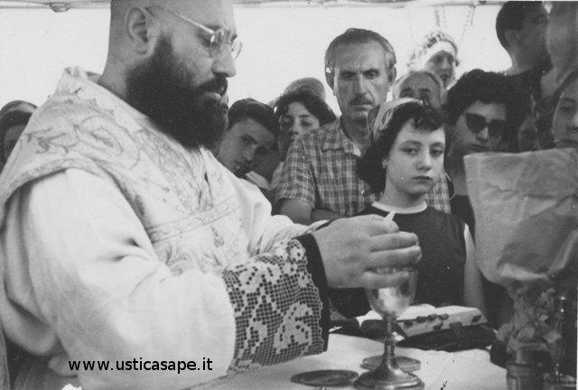 Santa Messa con Padre Carmelo