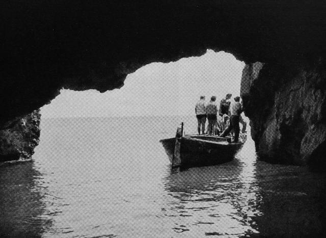 Visita alla grotta azzurra