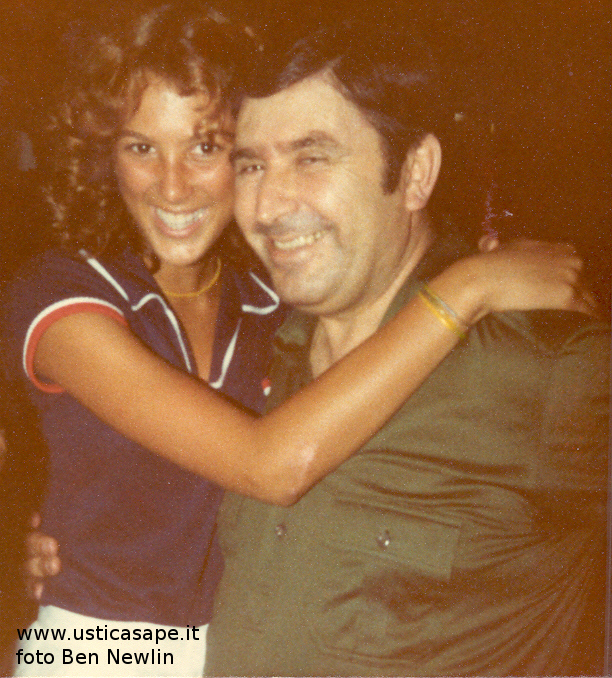 Denise Newlin Payne e Mimi' Caserta - 1979