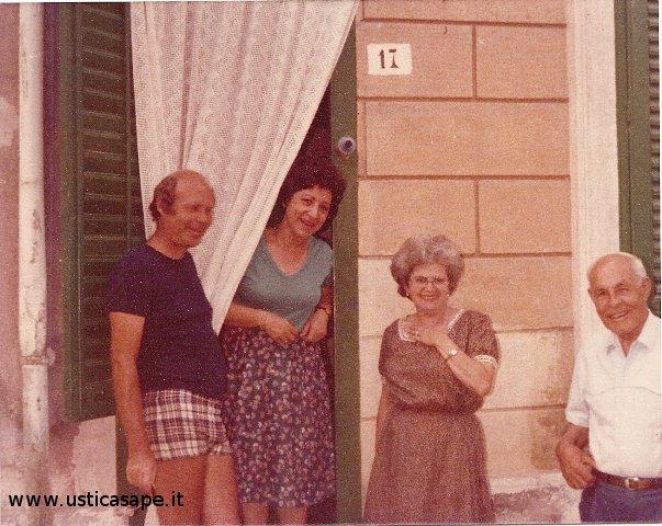 Visita italo americana 1979