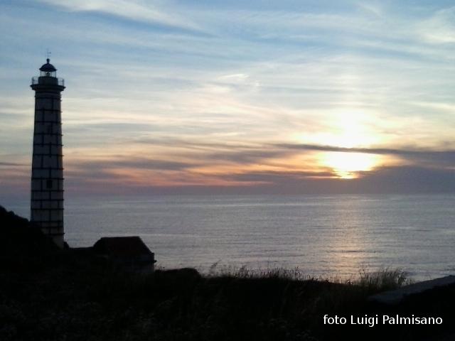 Tramonto - Faro Punta Spalmatore