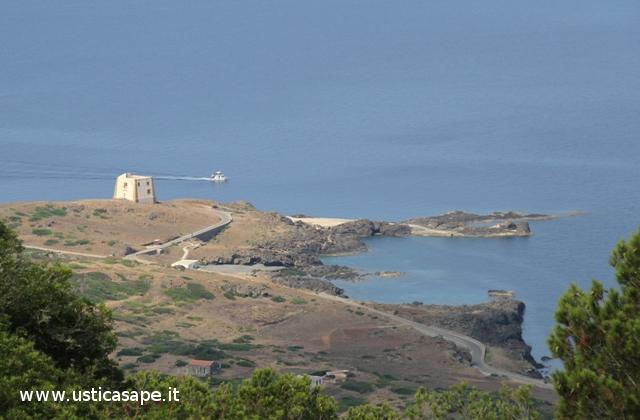 Torre e solarium di Punta Spalmatore
