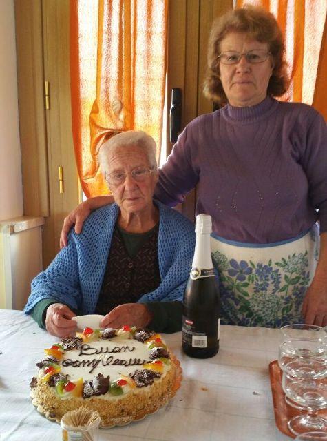 Buon Compleanno a Rosetta Caminita