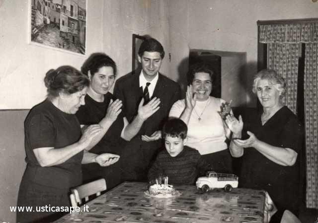 torta di Compleanno 1964