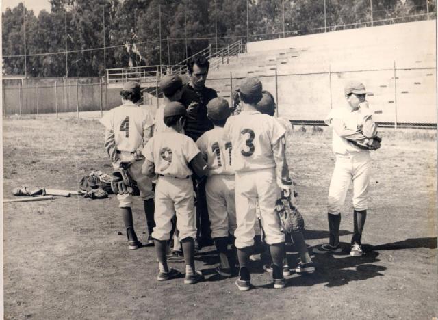 Ustica  Baseball - lezione di tattica