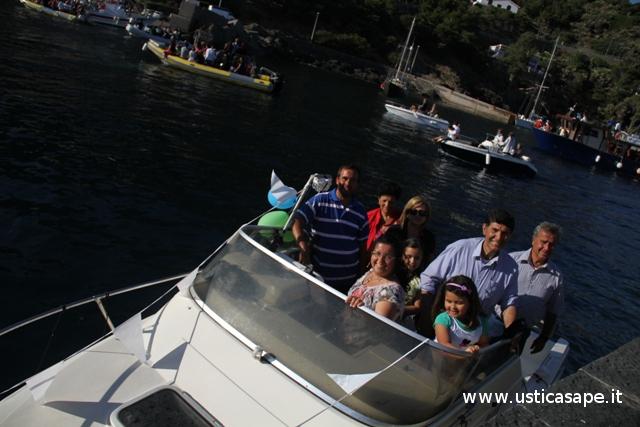 Ustica, giro in barca
