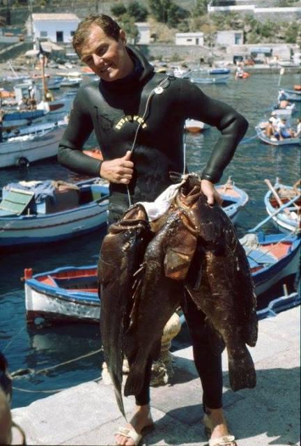 Gara internazionale di pesca subacquea
