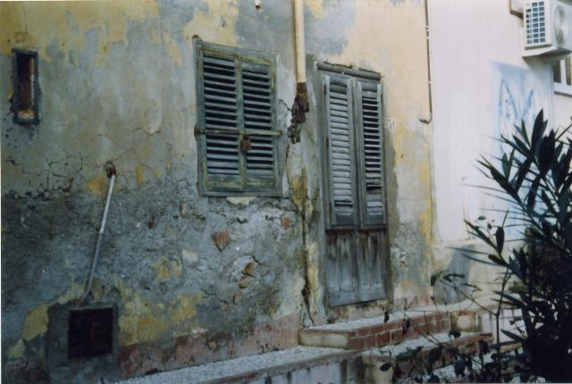 Ustica,  Casa abitata da confinati