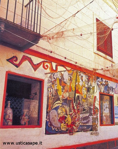 Murales in via San Giacomo