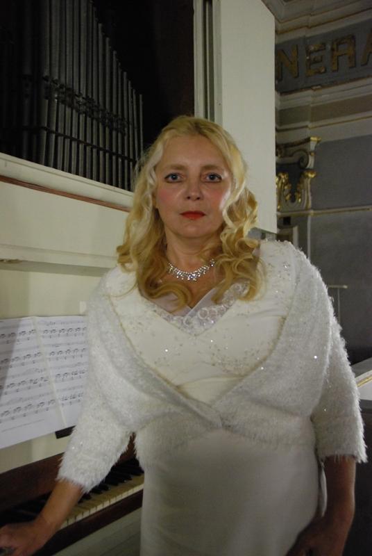 Concerto di Natale alla Cappella Palatina con la compositrice e mezzosoprano Teresa Nicoletti