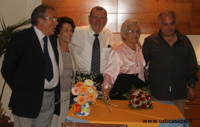 Festeggiamneti 50° anniversario Matrimonio