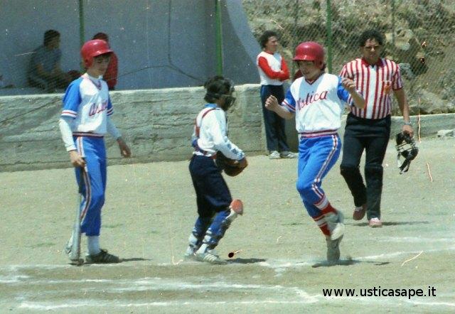 partita a baseball