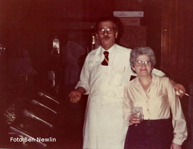 Rosina e Pietro Petrossi