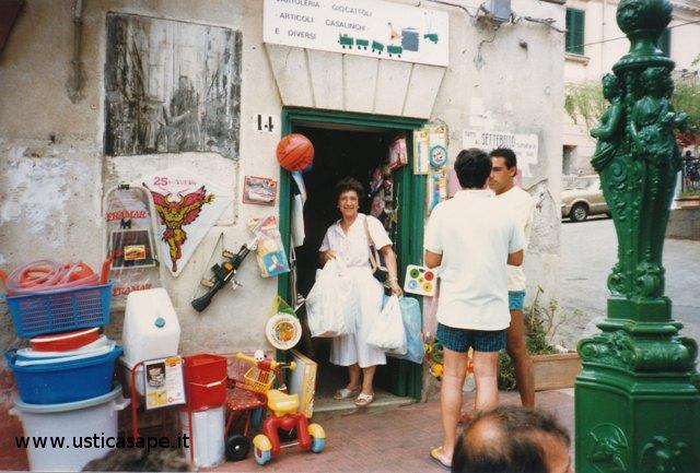 piccolissimo negozio di Orsola