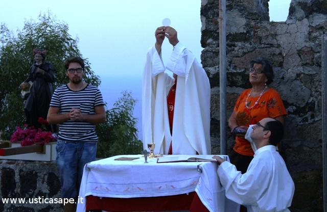Celebrazione Messa Falconiera