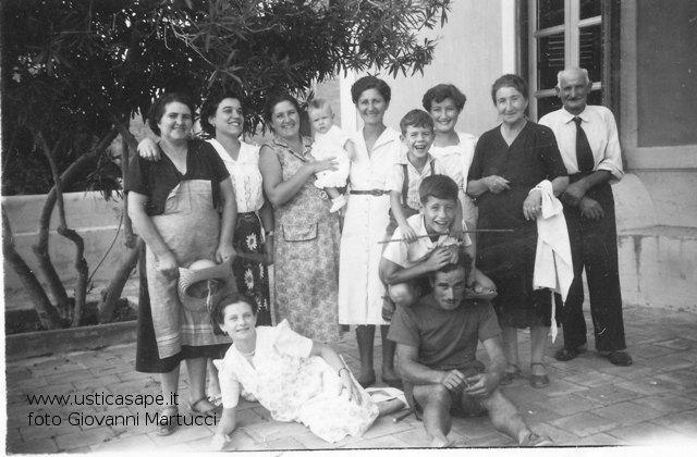 Famiglia Martucci al completo