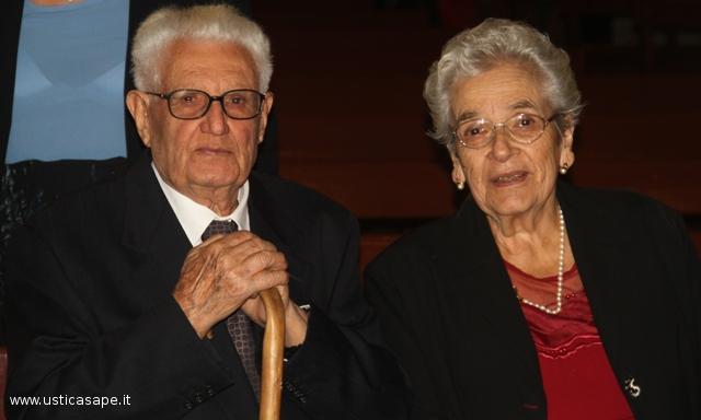 Coniugi Graziella e Guido Alessandri