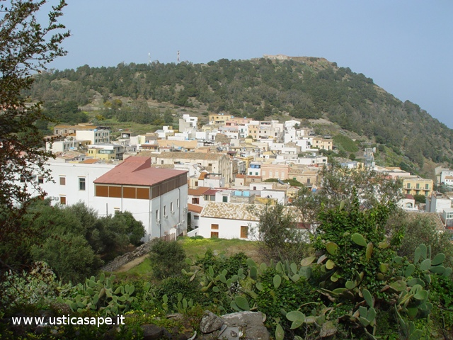 Panorama da Gorgo Gaezza