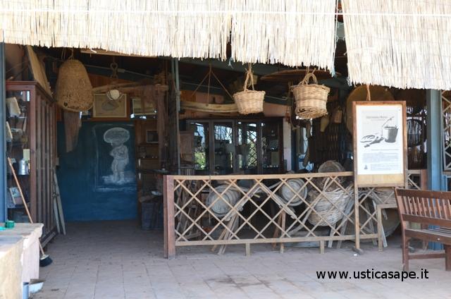 Ustica, museo del contadino
