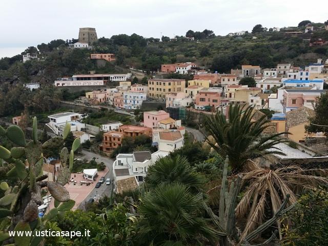 Panorama dal belvedere Giuseppe Scalarini